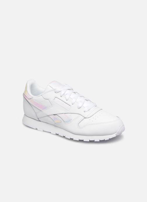 Sneakers Reebok Classic Leather J Bianco vedi dettaglio/paio