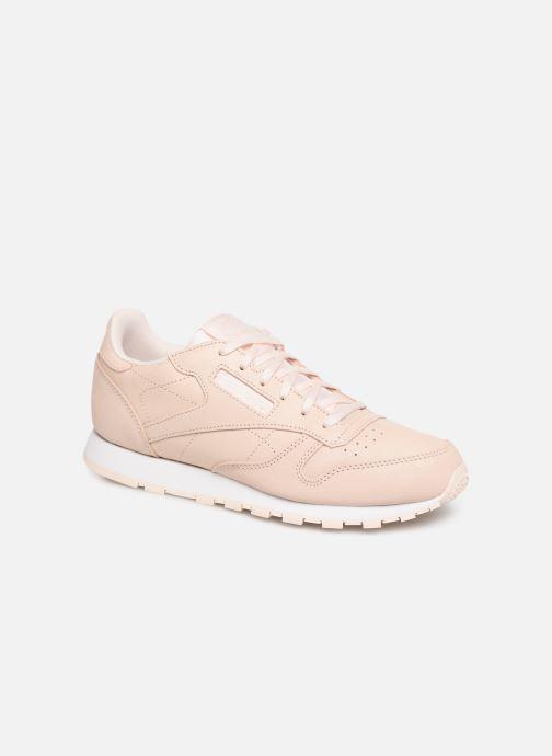 Sneakers Reebok Classic Leather J Beige detail