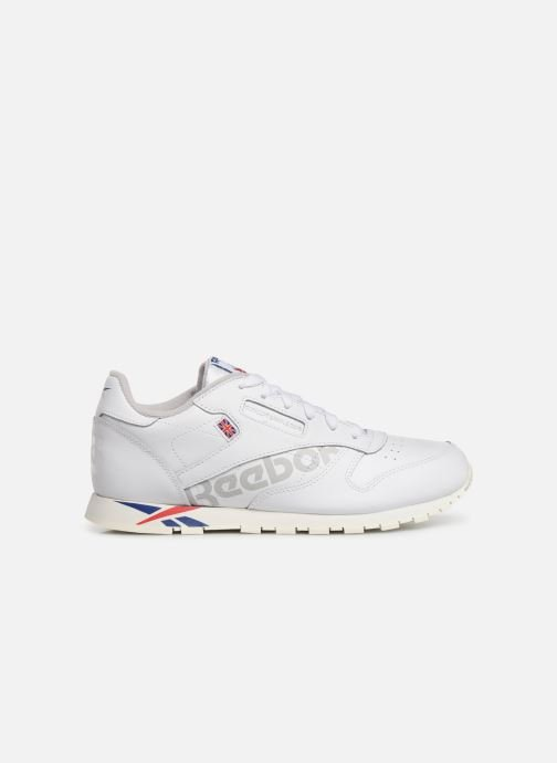 Trainers Reebok Classic Leather J White back view