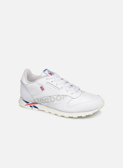 Trainers Reebok Classic Leather J White detailed view/ Pair view