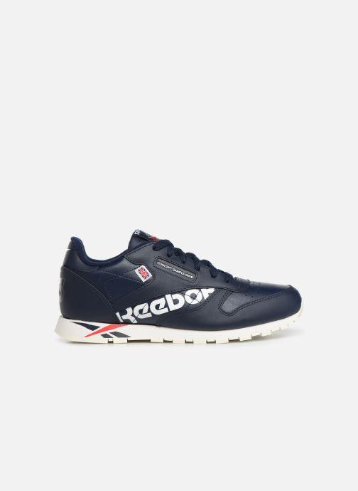 Sneakers Reebok Classic Leather J Azzurro immagine posteriore