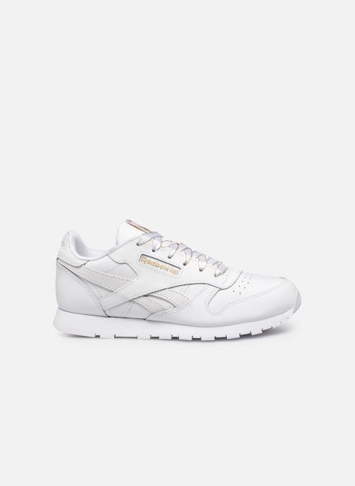 Sneakers Reebok Classic Leather J Bianco immagine posteriore