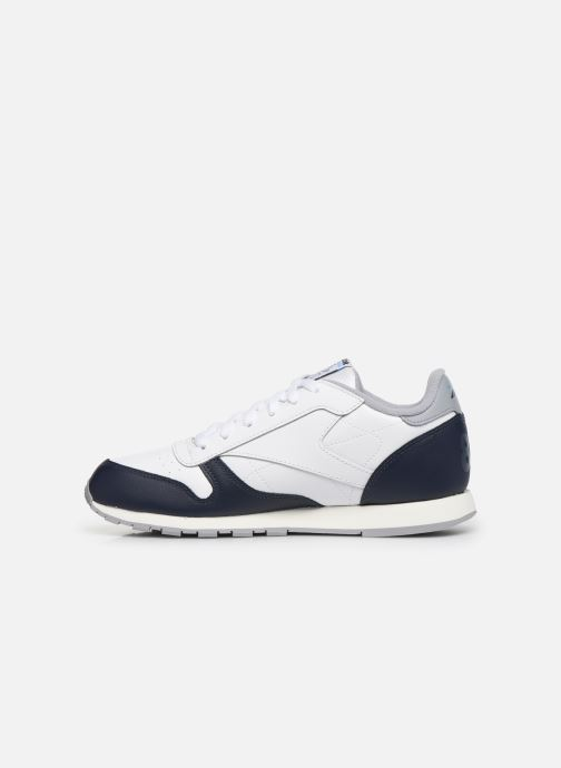 Trainers Reebok Classic Leather J White front view
