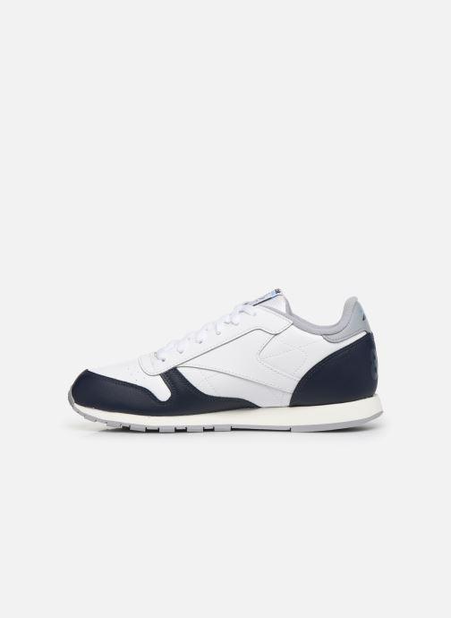 Sneakers Reebok Classic Leather J Wit voorkant