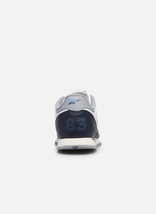 Trainers Reebok Classic Leather J White view from the right