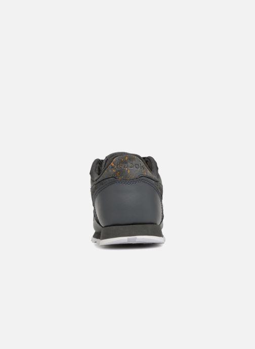 Sneakers Reebok Classic Leather C Zwart rechts