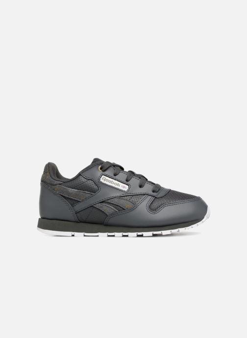 Sneakers Reebok Classic Leather C Zwart achterkant