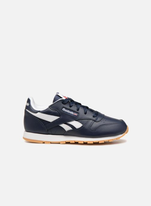 Sneakers Reebok Classic Leather C Blauw achterkant