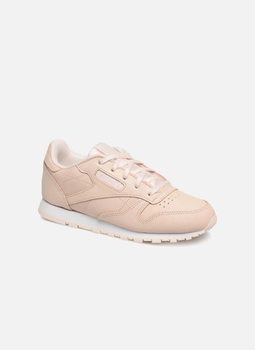 Sneakers Reebok Classic Leather C Beige detail