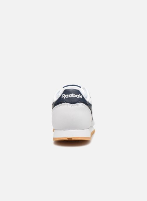 Sneakers Reebok Classic Leather C Wit rechts
