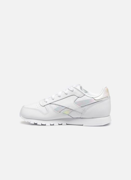 Baskets Reebok Classic Leather C Blanc vue face