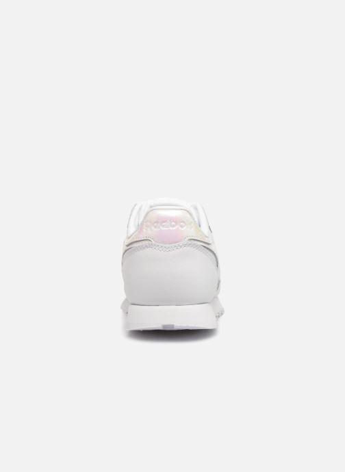 Baskets Reebok Classic Leather C Blanc vue droite