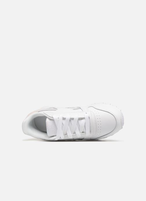 Baskets Reebok Classic Leather C Blanc vue gauche