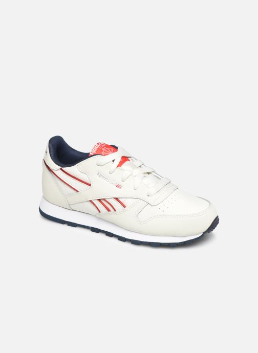 Sneakers Reebok Classic Leather C Bianco vedi dettaglio/paio