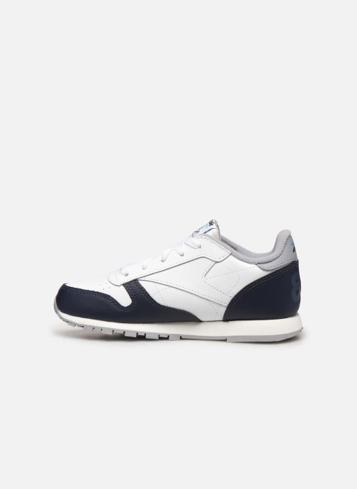 Sneakers Reebok Classic Leather C Wit voorkant