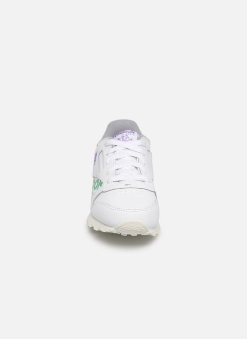 Trainers Reebok Classic Leather C White model view