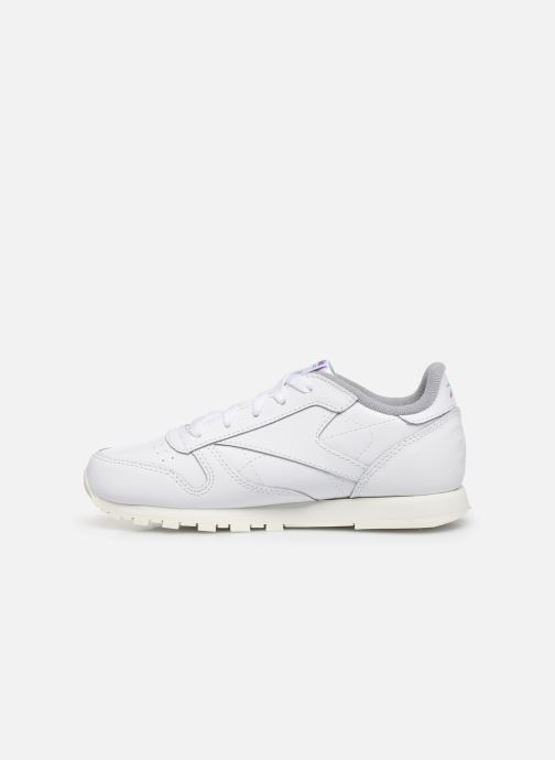 Trainers Reebok Classic Leather C White front view