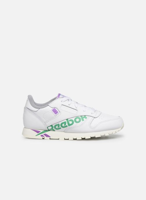 Trainers Reebok Classic Leather C White back view