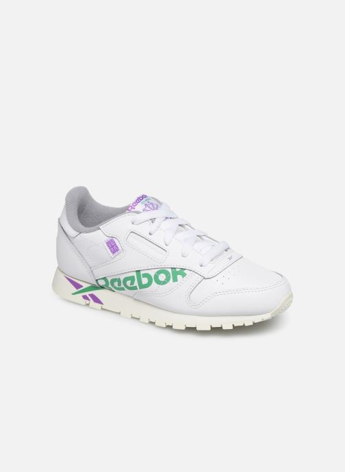 Trainers Reebok Classic Leather C White detailed view/ Pair view