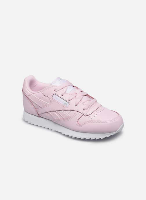Trainers Reebok Classic Leather C Pink detailed view/ Pair view