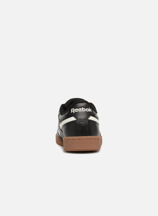 Sneakers Reebok Revenge Zwart rechts