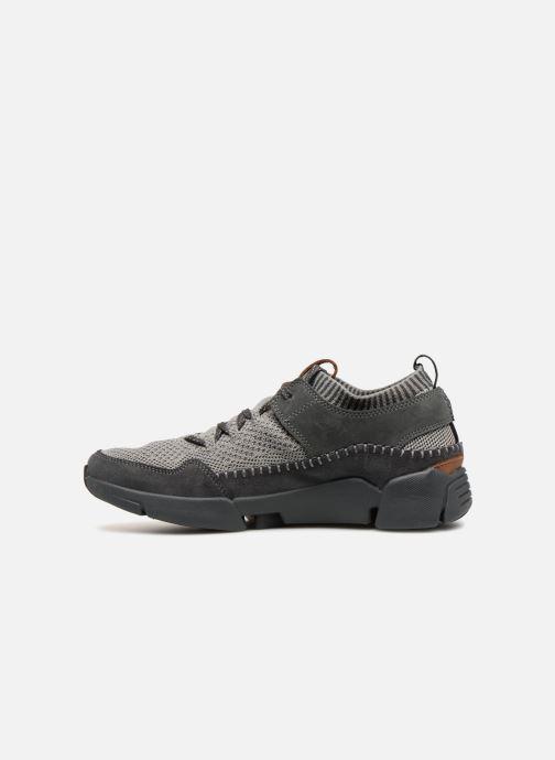 Sneakers Clarks TriActiveUpGTX Zwart voorkant