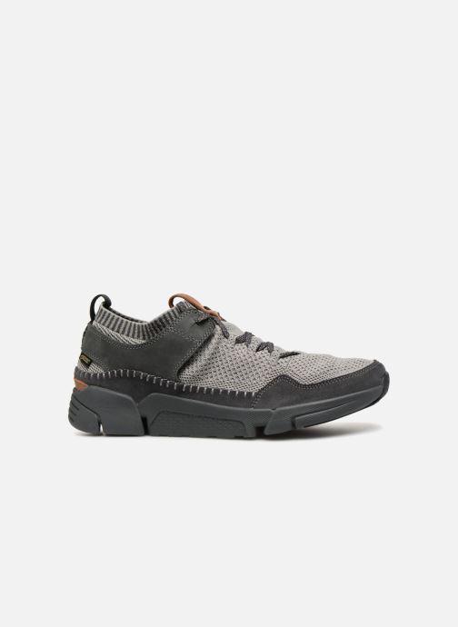 Sneakers Clarks TriActiveUpGTX Zwart achterkant