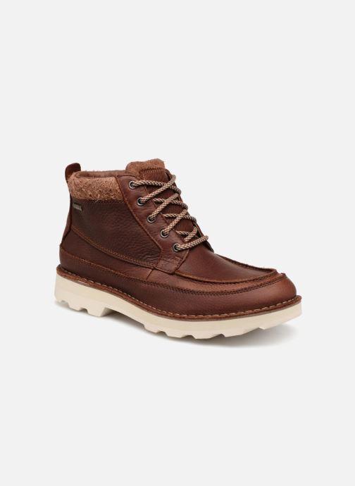 Stiefeletten & Boots Clarks Korik Rise GTX braun detaillierte ansicht/modell