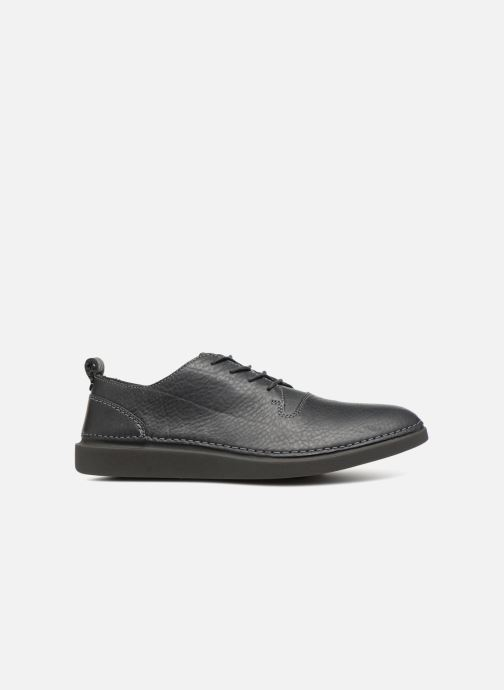 Trainers Clarks Hale Lace Grey back view