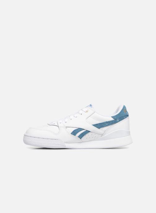 Sneakers Reebok Phase 1 Pro J Wit voorkant