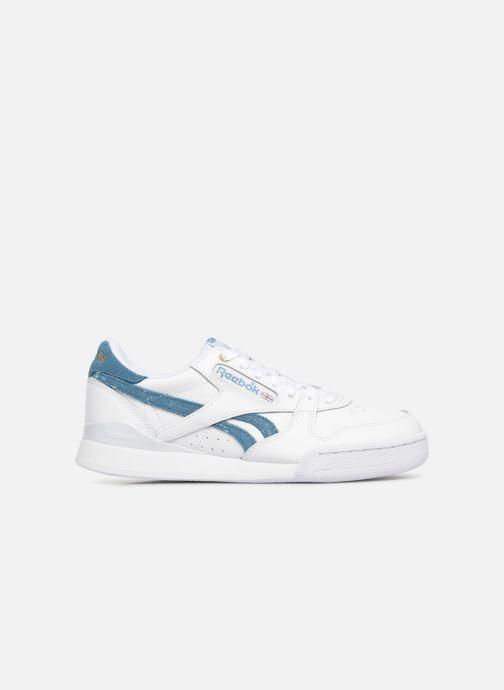 Sneakers Reebok Phase 1 Pro J Wit achterkant