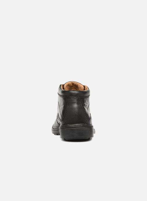 Bottines et boots Clarks Unstructured Rockie Hi GTX Noir vue droite