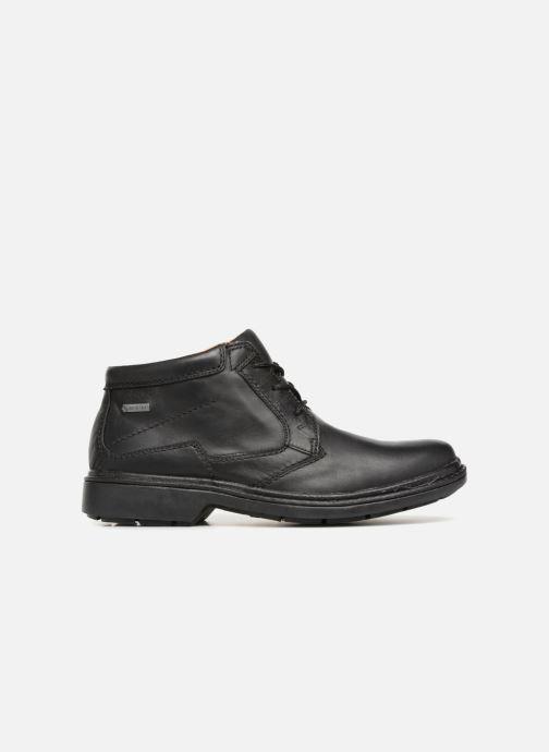 Bottines et boots Clarks Unstructured Rockie Hi GTX Noir vue derrière