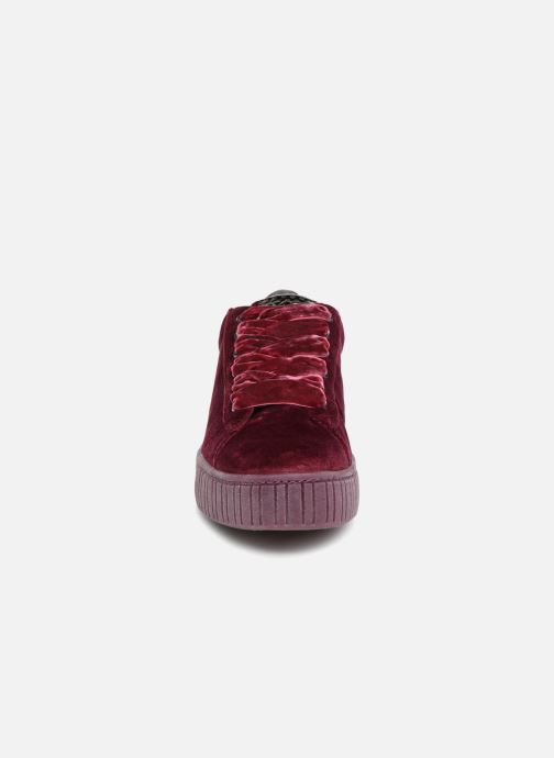 Trainers Marco Tozzi SALLY Burgundy model view