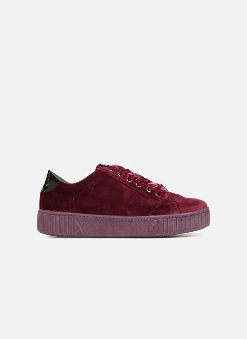 Trainers Marco Tozzi SALLY Burgundy back view