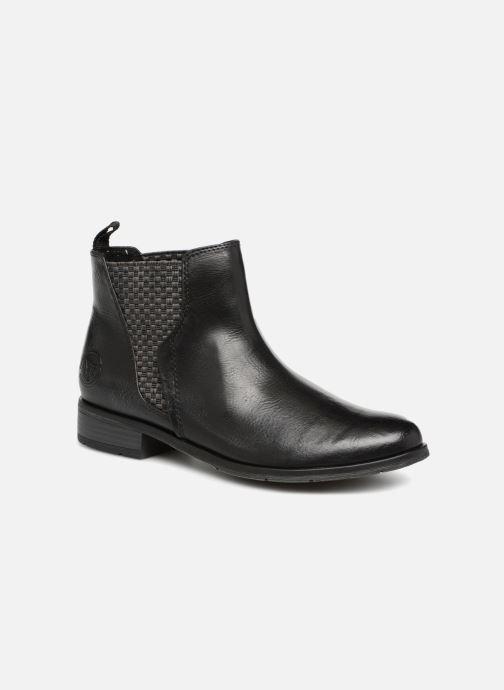 Bottines et boots Marco Tozzi EFIN Noir vue détail/paire