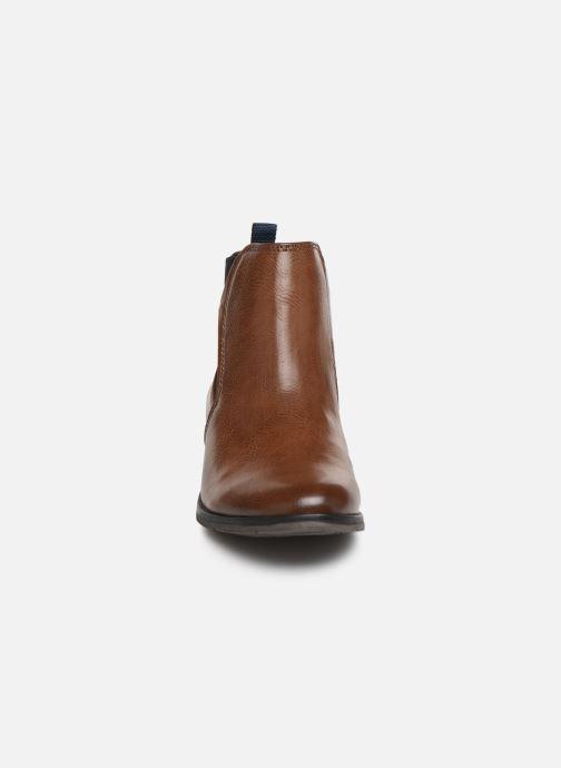 Bottines et boots Marco Tozzi EFIN Marron vue portées chaussures