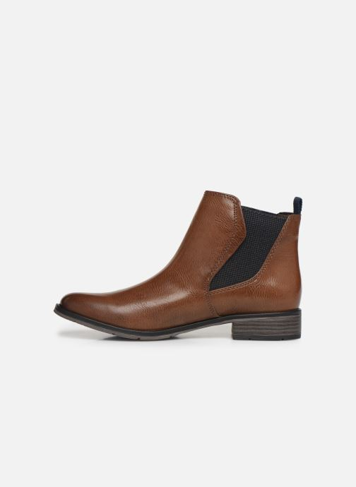Bottines et boots Marco Tozzi EFIN Marron vue face