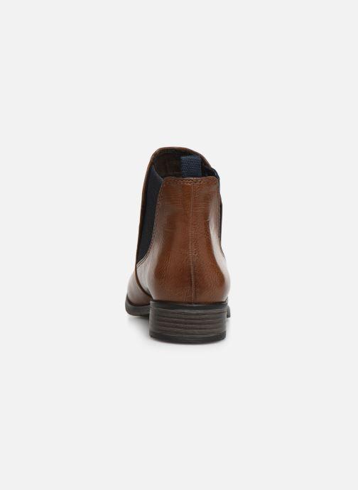 Bottines et boots Marco Tozzi EFIN Marron vue droite