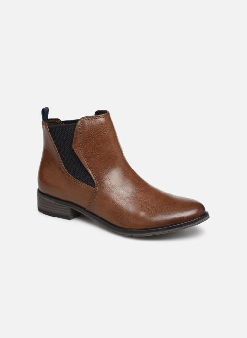 Bottines et boots Marco Tozzi EFIN Marron vue détail/paire