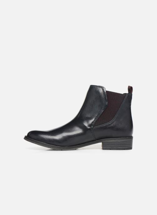 Bottines et boots Marco Tozzi EFIN Bleu vue face