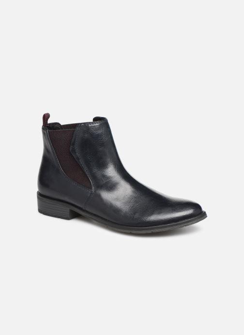 Bottines et boots Marco Tozzi EFIN Bleu vue détail/paire