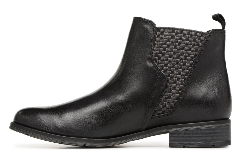 Bottines et boots Marco Tozzi EFIN Noir vue face
