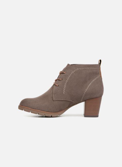 Bottines et boots Marco Tozzi MISS Marron vue face
