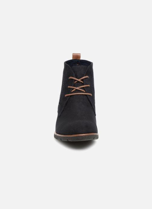Boots en enkellaarsjes Marco Tozzi MISS Blauw model