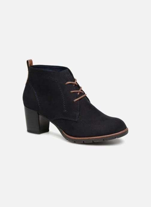 Boots en enkellaarsjes Marco Tozzi MISS Blauw detail