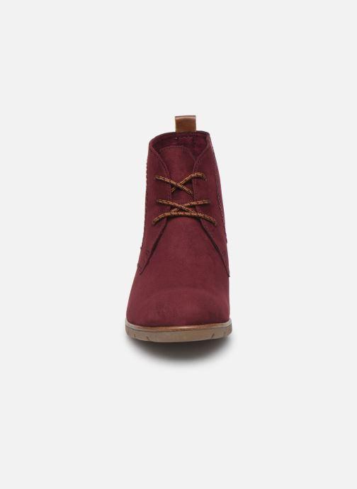 Bottines et boots Marco Tozzi MISS Bordeaux vue portées chaussures