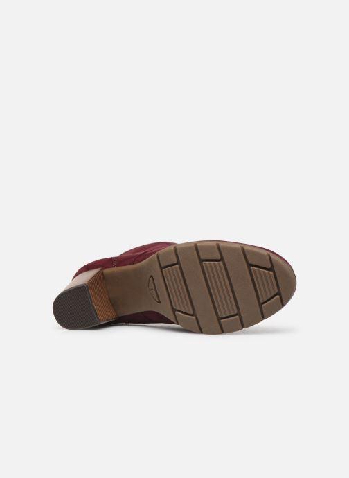 Bottines et boots Marco Tozzi MISS Bordeaux vue haut