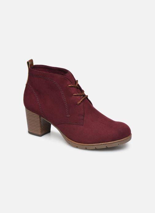 Bottines et boots Marco Tozzi MISS Bordeaux vue détail/paire