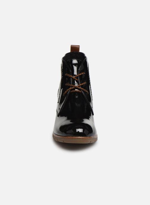 Bottines et boots Marco Tozzi LOIS Noir vue portées chaussures